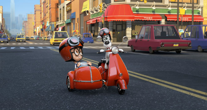 box office mr peabody and sherman