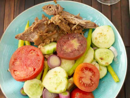 Cucumber tomato onion salad recipes