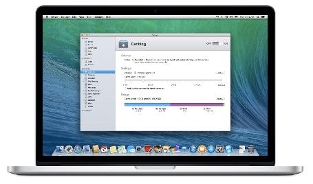 OS X Server screenshot