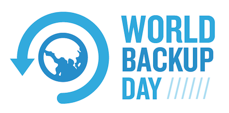 World Backup Day Logo