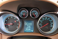 2013 Buick Encore gauges