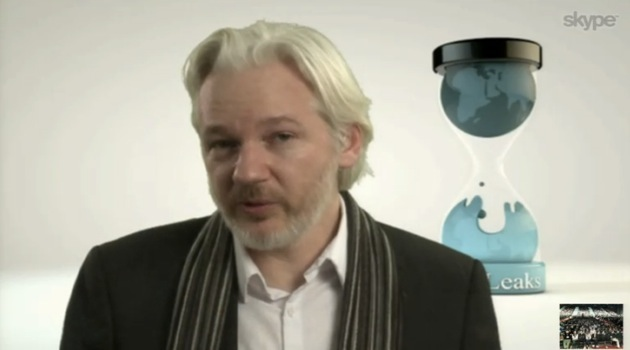 WikiLeaks head doesn t believe Obama is serious about NSA reform