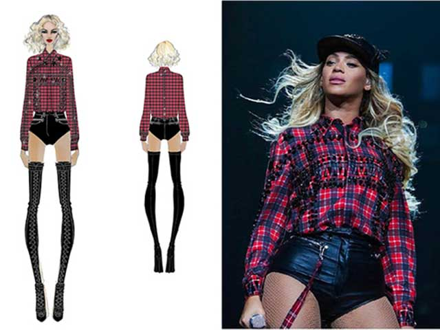 Beyonce-designs-stage-style