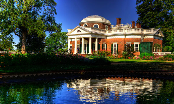 thomas jeffersons monticello Monticello is the beautifully preserved home of thomas jefferson, third president of the united monticello was designed and built by thomas jefferson at the age of 26 after inheriting the land from.