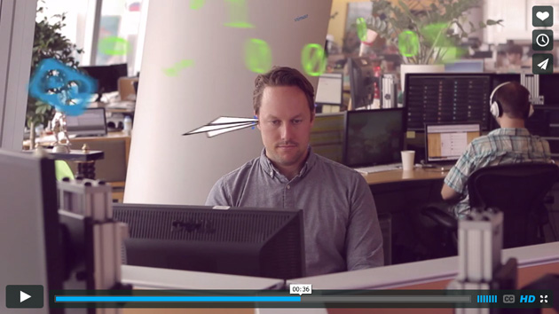 Vimeo's new HTML5 video player sticks a plane in your ear