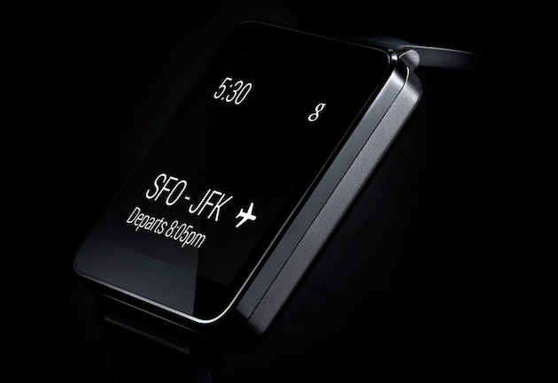 LG G Watch to launch next quarter with Android Wear
