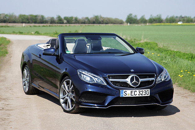 Mercedes Benz E Class Cabriolet Prices Reviews And New