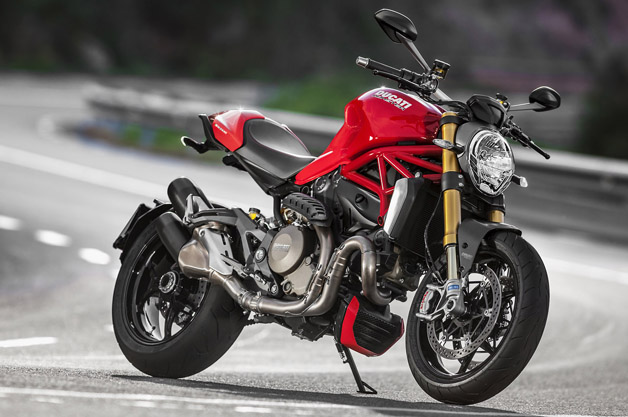 MISC2014 Ducati Monster 1200 S