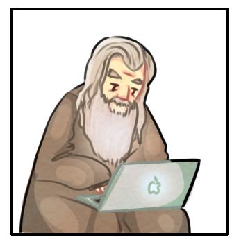 gandalf macbook pro