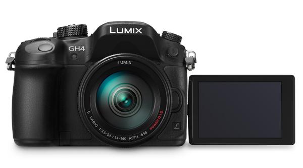 Panasonic Lumix GH4 pisa con garbo el CP+ 2014 apostando fuerte por la grabación 4K