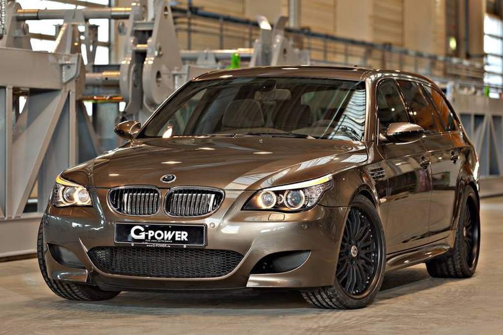 G-Power, BMW M5 Hurricane RR, G-Power Hurricane, G-Power Hurricane RRR, BMW M5, M5, Touring, Motortuning, schnellste auto der Welt, Kompressor,