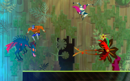 guacamelee screenshot