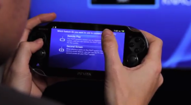 How to Play PS4 Games on a PS Vita