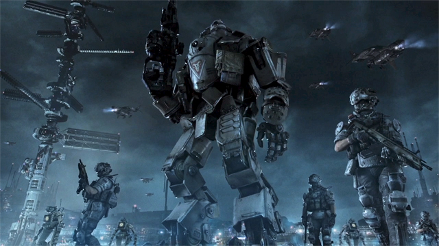 5 Ways Titanfall is Like Call of Duty