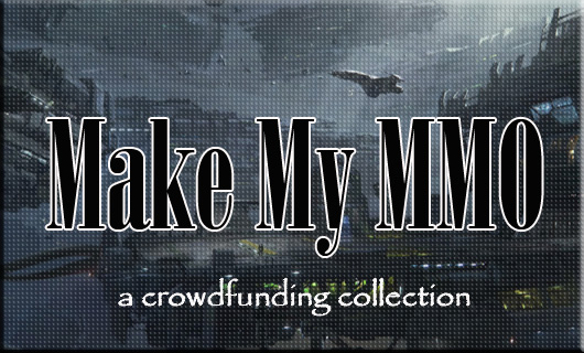Make My MMO - Crowdfunding news