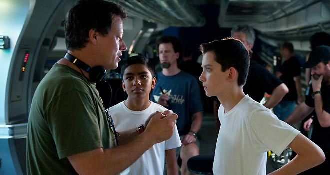 enders game, gavin hood, asa butterfield