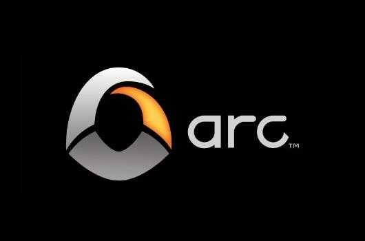 Arc Header Proportionate