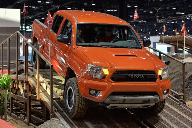 Toyota TRD Pro Series
