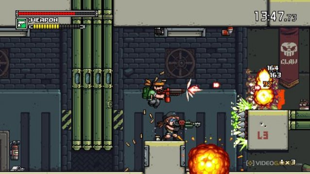 Mercenary Kings Announced For PlayStation 4