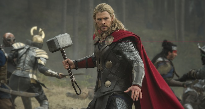 thor %20dark%20world Thors Hammer Weighs More Than 97 Million Titanics, Says Science (VIDEO)