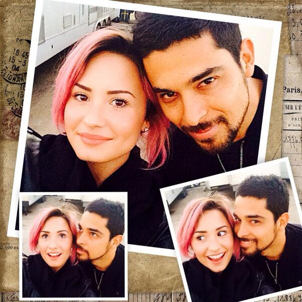 Demi Lovato tweets Wilmer Valerrama on birthday not engaged