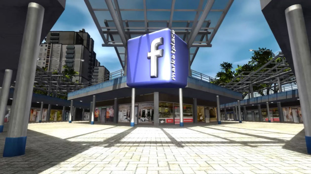 This is what Facebook could look like on Oculus Rift (video)