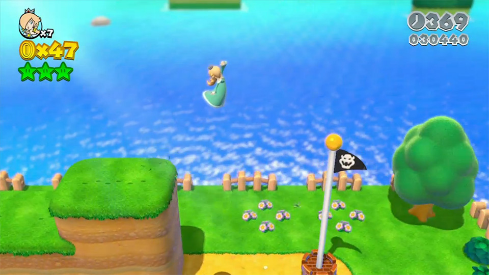 super mario 3d world rosalina screencap 960 How to Get Infinite Lives in Super Mario 3D World