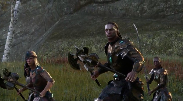 Bethesda Releases Action-Packed Elder Scrolls Online Trailer