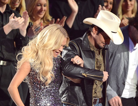Did carrie underwood and brad paisley have an affair cambio for Who is carrie underwood married too