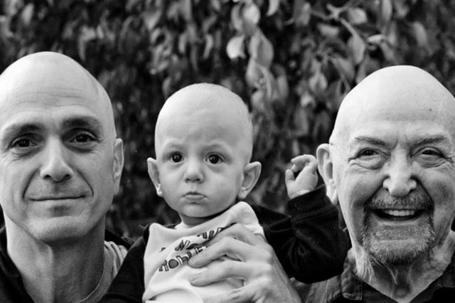 Hank Azaria, Tim Robbins, Mike Myers talk Fatherhood