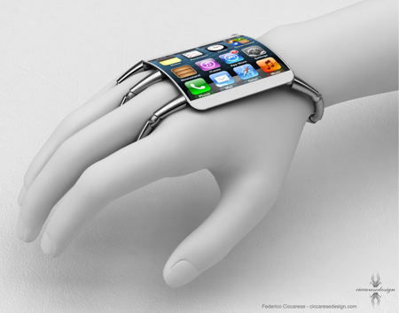 crazy iwatch concept