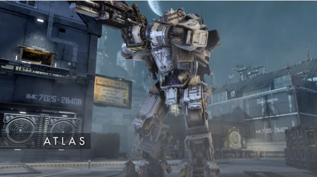 Titanfall: How to Use the Atlas Titan