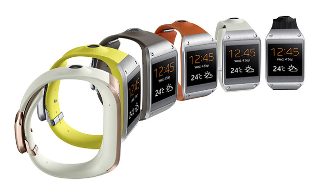 Samsung's new Galaxy Gear might run Tizen instead of Android