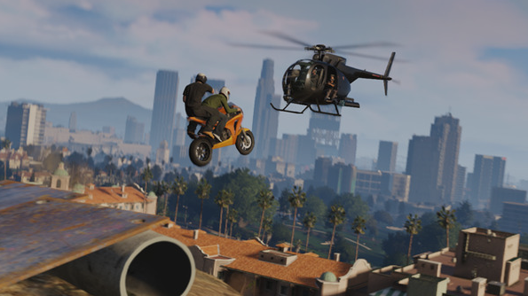 An Overview of GTA Online's Content Creator