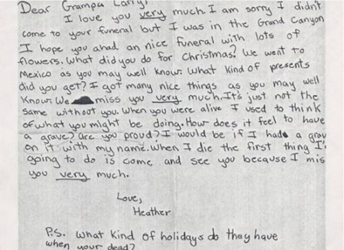 5 Funny Kids Letters To Remind You That Kids Are Way