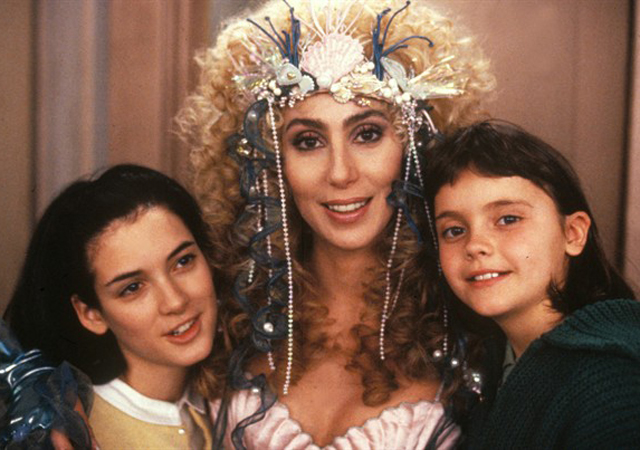 Mermaids Winona Ryder Cher Christina Ricci