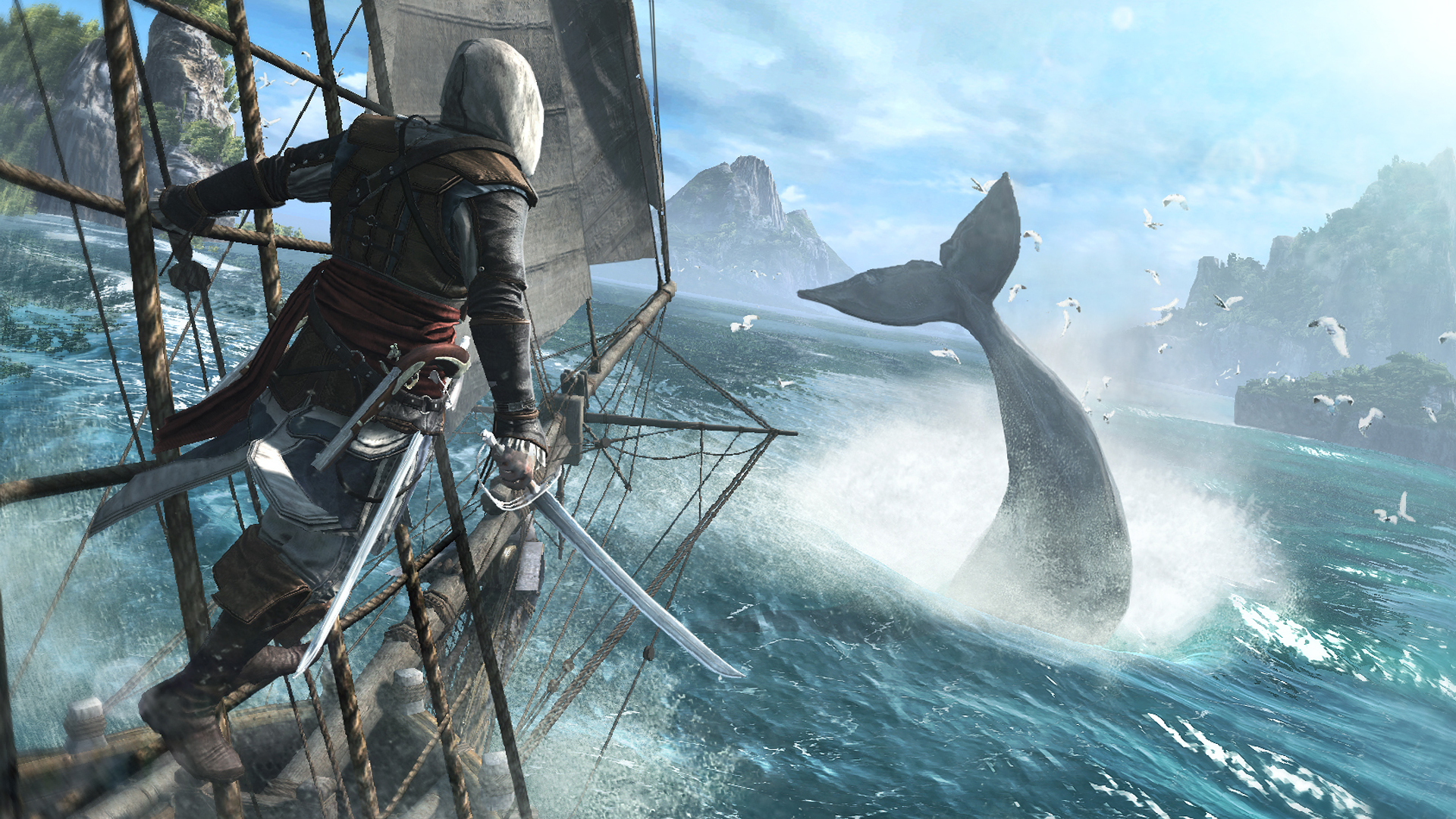Assassin's Creed IV: Black Flag - How to Take Down a Man o' War