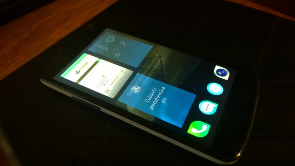 Sailfish OS para Nexus 4 y Samsung Galaxy S III Jolla