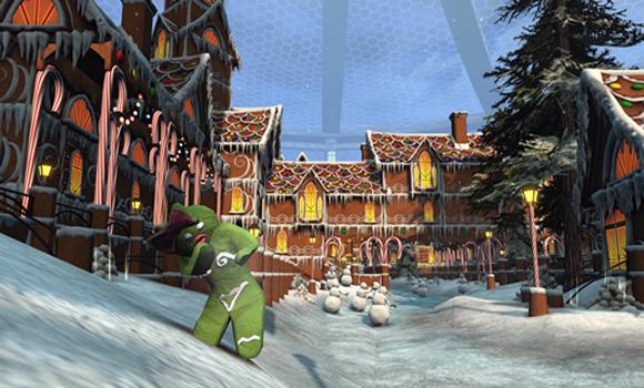 STO Gingerbread Village Invasion