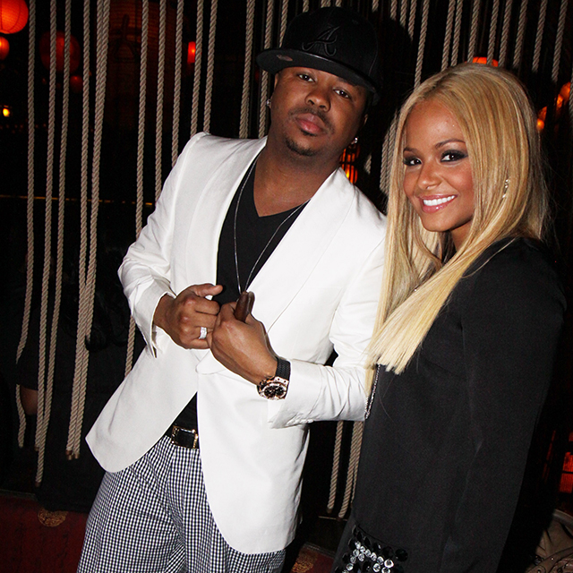 christina milian and the-dream