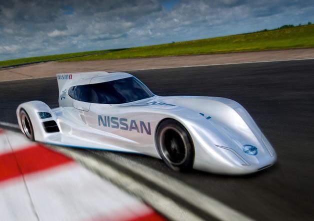 重量40kgで、最高出力400hp! 日産が新開発したル・マン用1.5リッターエンジンを公開