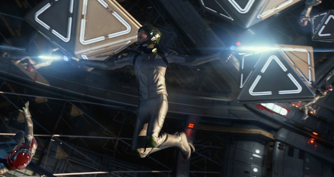 ender's game photos