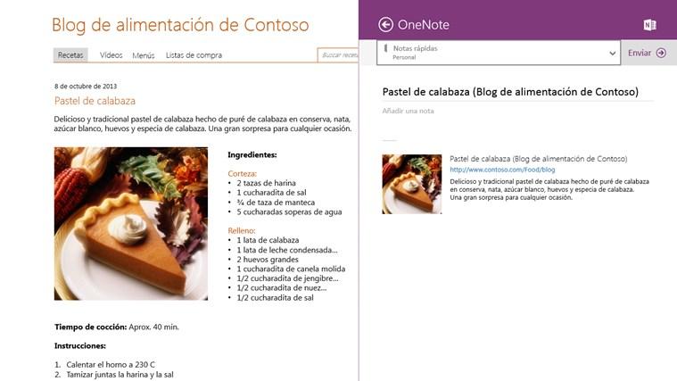 Microsoft OneNote llegaría a Mac este mes para plantar cara a Evernote y Cía.