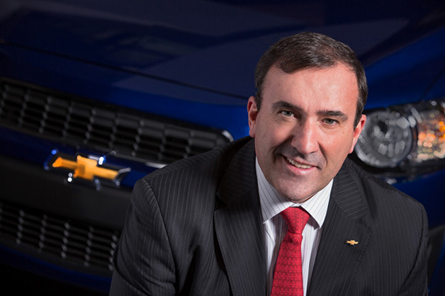 Alan Batey, General Motors executive