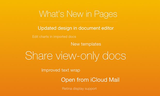 iCloud update news roundup