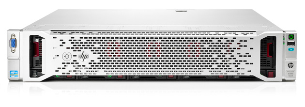 HP ProLiant DL560 server
