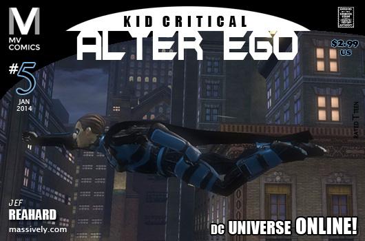 Alter Ego Issue 5 - Opportunity Knocks