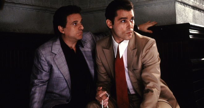 Joe Pesci, Ray Liotta, Goodfellas