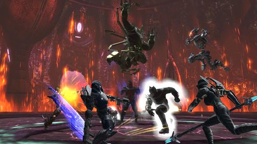 DC Universe Online's Origin Crisis DLC