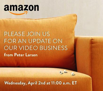 Amazon pone fecha para su streamer: 2 de abril